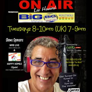 """STRAIGHTHROUGH! With Lee Howard On The """"NO 1 70's Show"""" Tues  4th April 2017 (NEWS & ADVERTS OUT)"""