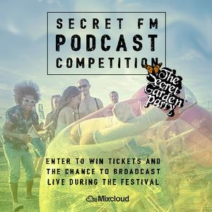 Secret FM Radio Secret Garden Party 2015 – Alien Virus Oko