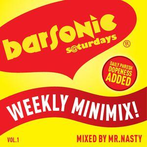 Barsonic Minimix by Mr.Nasty Vol.1