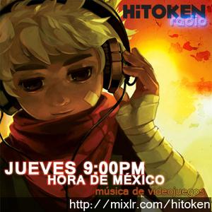 HiTOKEN RADIO - 05/23/2013