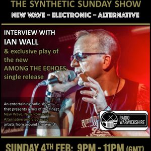 RW120 - THE JOHNNY NORMAL SYNTHETIC SUNDAY RADIO SHOW - 4TH FEB 2018