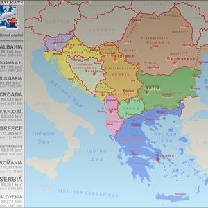 Balkan Badman