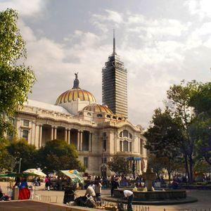 Paseos culturales: Alameda y Plaza de la Santa Veracruz