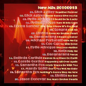 New Mix 20100913 (Disco & HI-NRG Mix)