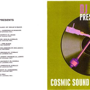 Cosmic Sound of Drum'n'Bass by ROS addiction rec. (october 1999)