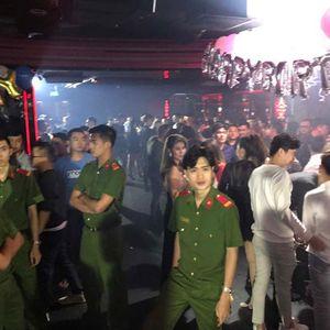 #Sét Nhạc Kee - Kiểm Tra Hành Chính - DJ Louis Mix <3