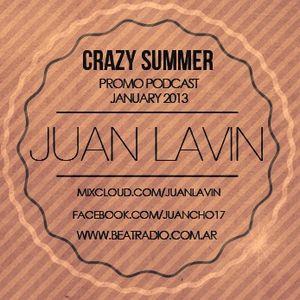 Juan Lavin # Summer 2013 Promo Podcast