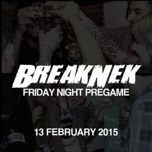 Friday Night Pregame Mix - 13 Feb 2015