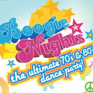 Waggy Tee Boogie Nights Again