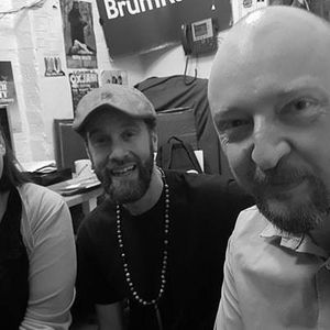 Brum Radio Poets; June: Gavin Young and guests Christina Thatcher and Richard Archer (26/06/2017)
