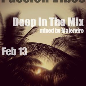 Passion Vibes ''Deep In The Mix'' sessions Feb 13