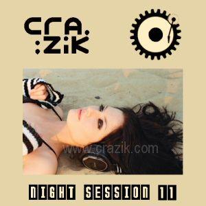 Crazik - Night Session 011 on EnSonic.fm - July 2008