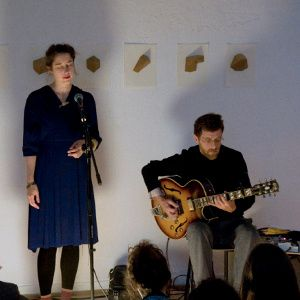 MU - radio campus bruxelles - 7 octobre 2012 - invités : Éloïse Decazes et Eric Chenaux