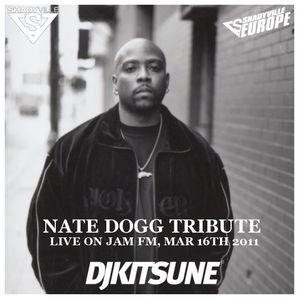 DJ Kitsune - Nate Dogg Tribute Mix (Live on Jam FM, 16th Mar 2011)