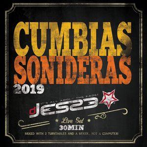 DJ Jesse O - Cumbias Sonideras 2019