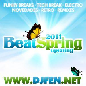DJ FEN - BeatSpring 2011 - Opening