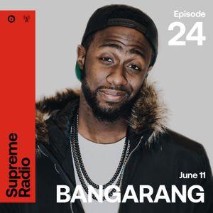 BANGARANG on BPM SUPREME RADIO 6-11-21