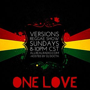 Versions Reggae Show (#VRS) 8/9/15 pt.1