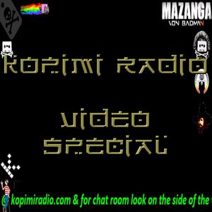 Kopimi Radio @mazanga 04 23 17 vid special