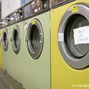 Laundry groovin'