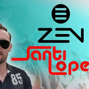 Santi Lopez Live Set - La Curva 1998-2008 (20-05-2017)