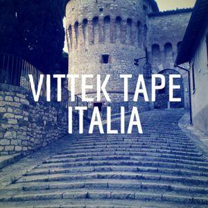 Vittek Tape Italia 25-5-16