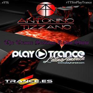 Antonino Tizzano present The Trance Session Episode 044