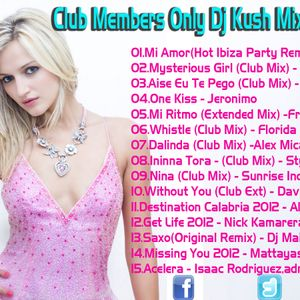 Club Members Only Dj Kush Mix Tape 75