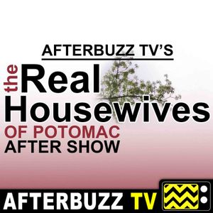 Real Housewives of Potomac S:3   Reunion Part One E:19   AfterBuzz TV AfterShow