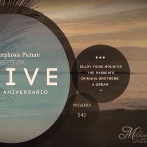 ALIVE | Primer Aniversario Metamorphosis Pictures-BYUS