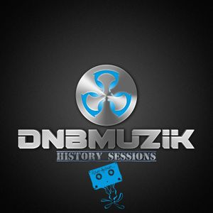 DNBMUZIK - History Sessions #17 - Stevie Hyper D - Nicky Blackmarket - Generation Hyper Mix CD