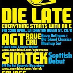 Simtek - Die Late Mix