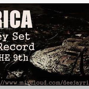 DJ RICA (Medley Set Live Record) GOL The 9.th