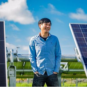 NEXTracker CTO Alex Au discusses tech innovation, esteemed colleagues and solar trackers