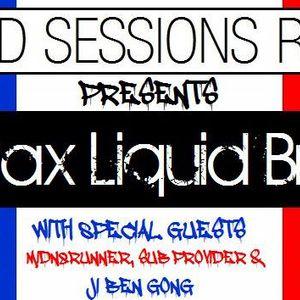 Chillax Trax Liquid Breakfast (France Special) Guests mixs by Sub Provider, Midn8Runner, Ji Ben Gong