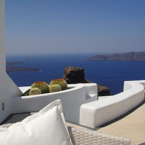 Dreams of Santorini