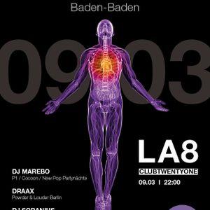 DJ MAREBO February Mix 1