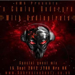 Up & Coming Underground with audiopirate on ABBRASIVEBEATS Show 15.09.12