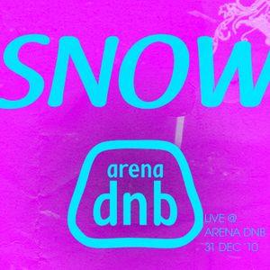 DjSnow @ arena dnb ravelion _ 31 dec 2010