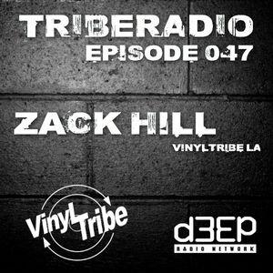 TribeRadio 047 - Zack Hill