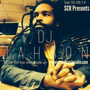 SCR Presents DJ Jahson
