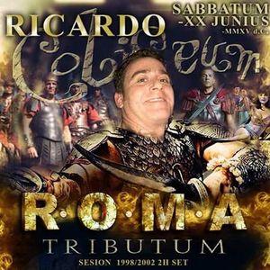 Coliseum Roma 19-06-15 Dj Ricardo vol6