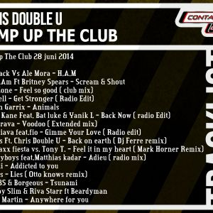 Pump Up The Club on Contact-Dance 28 Juni 2014