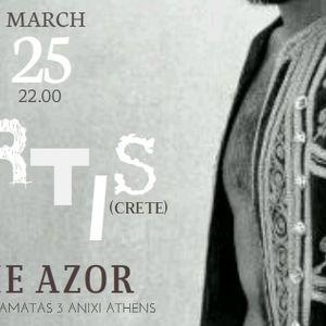 MCurtis @ the Azor