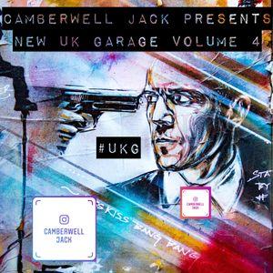 Camberwell Jack Presents - New Uk Garage Volume 4 (2019) #NUKG