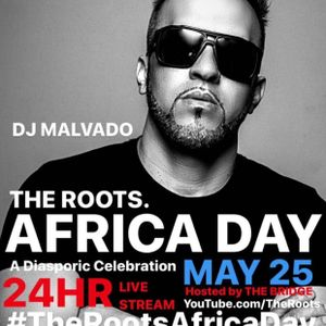 "AFRO HOUSE ""LIVE STREAM MAY 2020_AFRICAN DAY"""