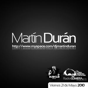 B4 D@ Club - Viernes 21 Martín Durán