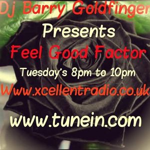 The Bounce Show with Barry Goldfinger 22/3/16