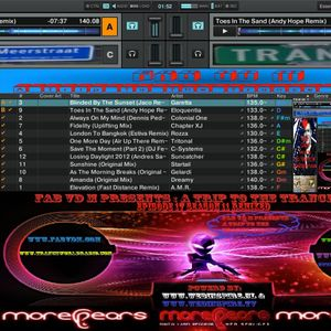 Fab vd M Presents A Trip To The Trance World Episode 17 Season 11 Remixed