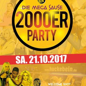 DJ Romie Rome - Live from Die Mega Sause 2000er Party, 21 Oct 2017